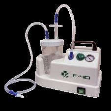 Мощный медицинский отсос FAZZINI F-40, предназначен для использования в хир